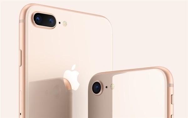 iPhone 8和8P拍照对比 镜头差距有多大?