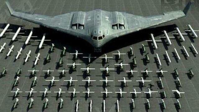 回复:轰20密集曝光 中美战略平衡恐将打破(图)