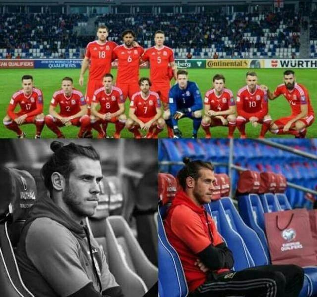 贝尔又一次世界杯梦碎  - 点击图片进入下一页