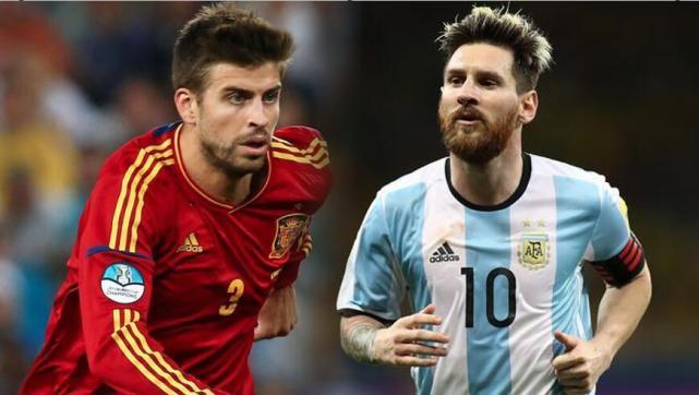 世界杯等待死亡之组:西班牙降至二档小组赛或迎梅西