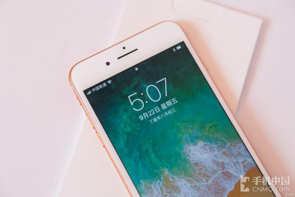 iPhone 8 Plus前置摄像头