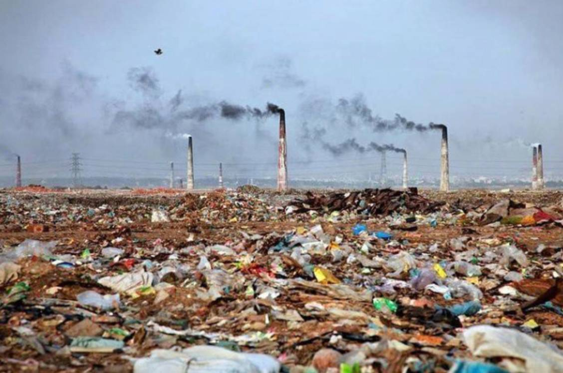 垃圾人口爆炸