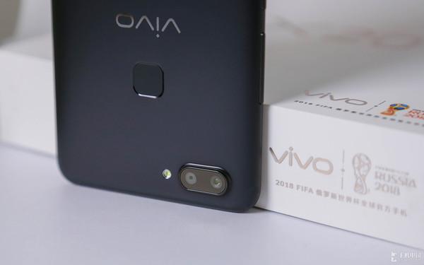 vivo X20后置摄像头