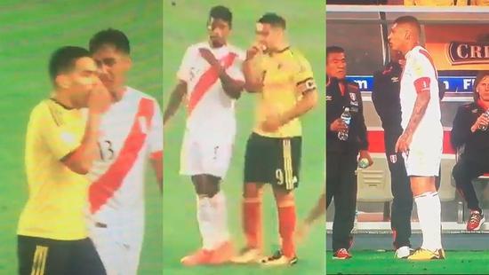 秘鲁大将承认与哥伦比亚踢默契球联手做掉智利!