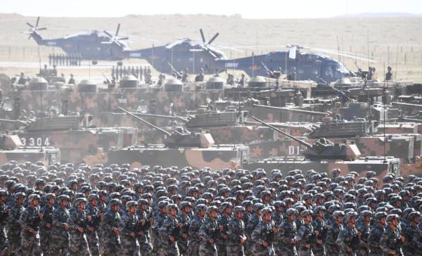 解放军报:从两次大阅兵触单职业传奇网页版摸军队装备发展脉动
