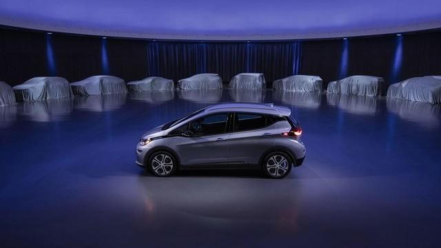 应对不同市场2030年前通用发20款电动车