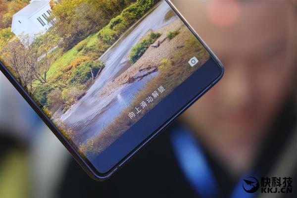 最强国产全面屏!努比亚Z17S真机上手:亮屏瞬间超燃