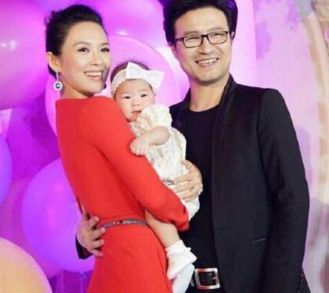 章子怡因吃醋想解雇女儿的保姆 汪峰做法获赞(图)