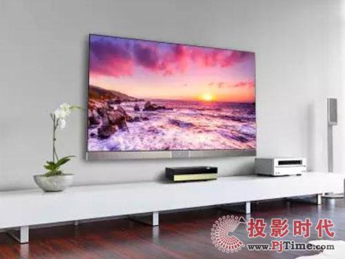 海信超短焦4K激光电视