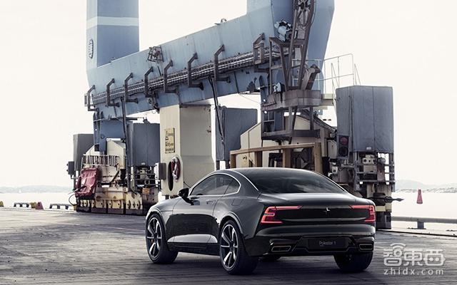 沃尔沃看家子品牌首款产品中国首发,609马力的大号跑车