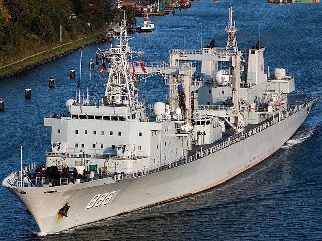 了不起,我的国!砥砺奋进的五年海军下水战舰80万吨