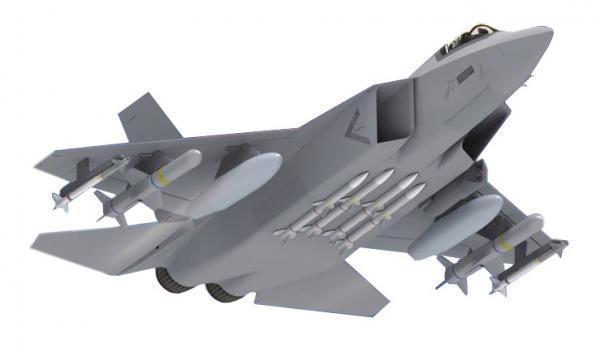 一关键技术难掌握,韩国KFX战斗机被踢出五代机之列