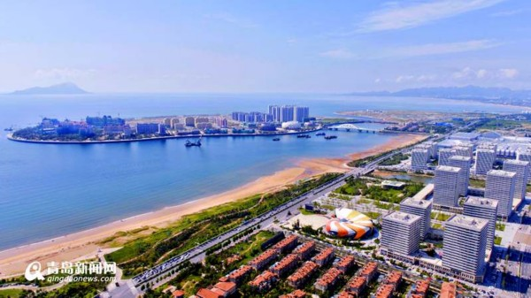 西海岸 活力新区引领发展新高度