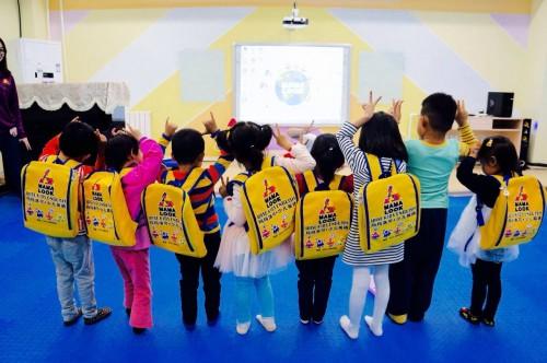 幼儿英语教学