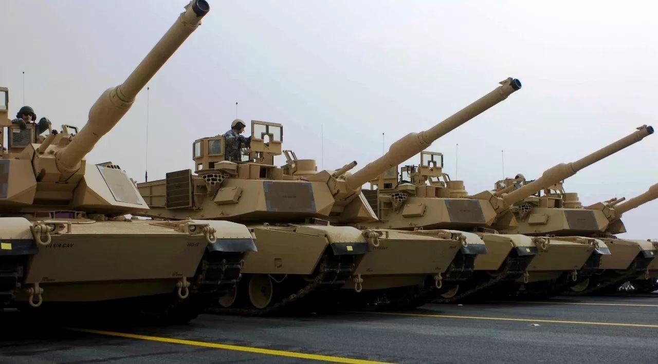 俄罗斯T-90MS又输了一次,科威特还是买了美国