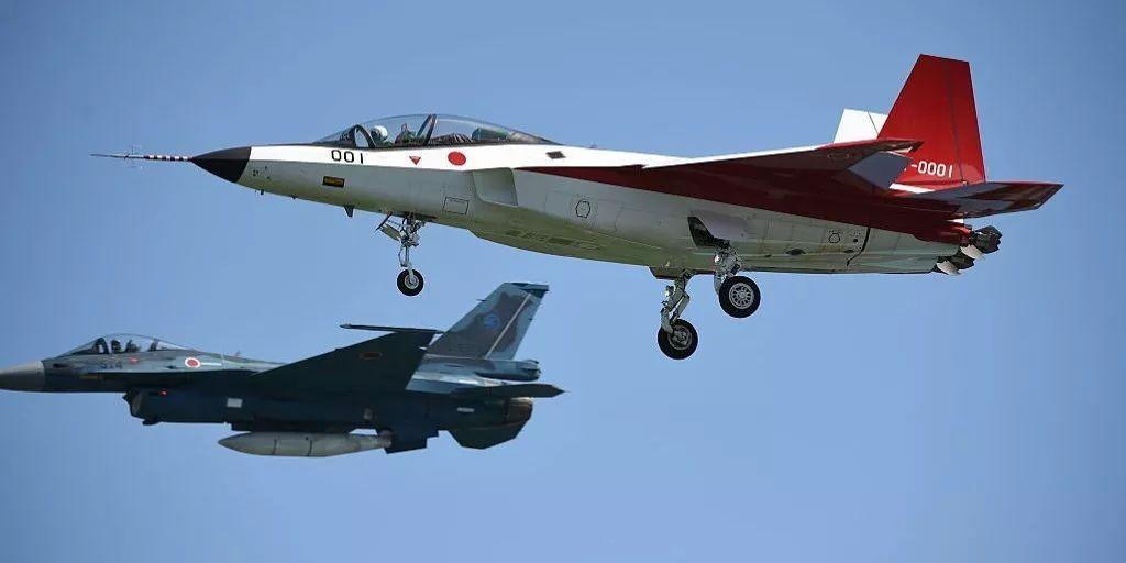 2天连摔两架战机 祸不单行的日本,战机可能不够了