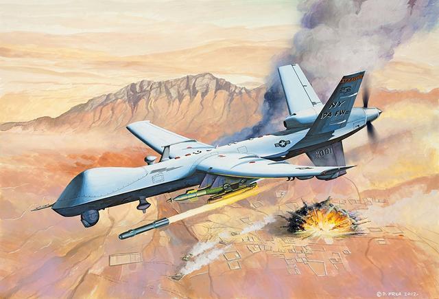 彩虹5完成试飞新科目 可在6千米高空毁敌防空系统