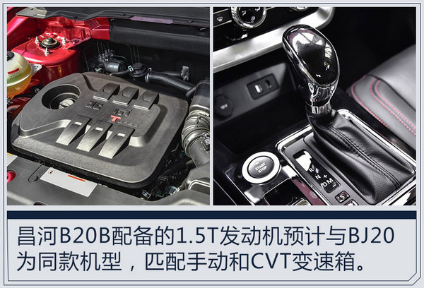 北汽昌河将布局9款新车型 电动车占比达78%-图6