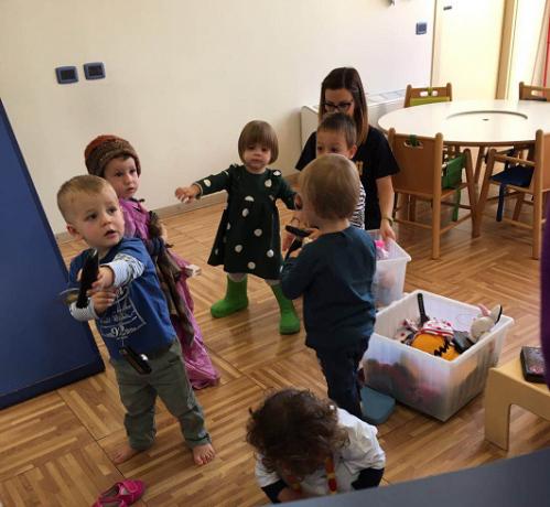 首届中国幼儿园长赴意大利瑞吉欧 艾米莉亚幼儿教育培训活动圆满成功图片