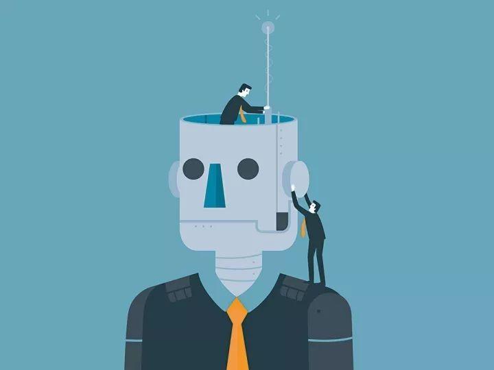 "Osborne & Frey 数据体系分析: 365 种职业在不久将来的""被淘汰概率""。"