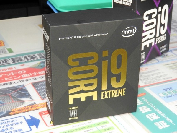 発i�y��9�9b���b9.#�/g9�*_4万元起,intel 18核core i9-7980xe处理器开卖
