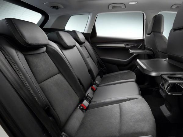 斯柯达KAROQ,1.2T.4T+7速双离合,15万起SUV销量过万?