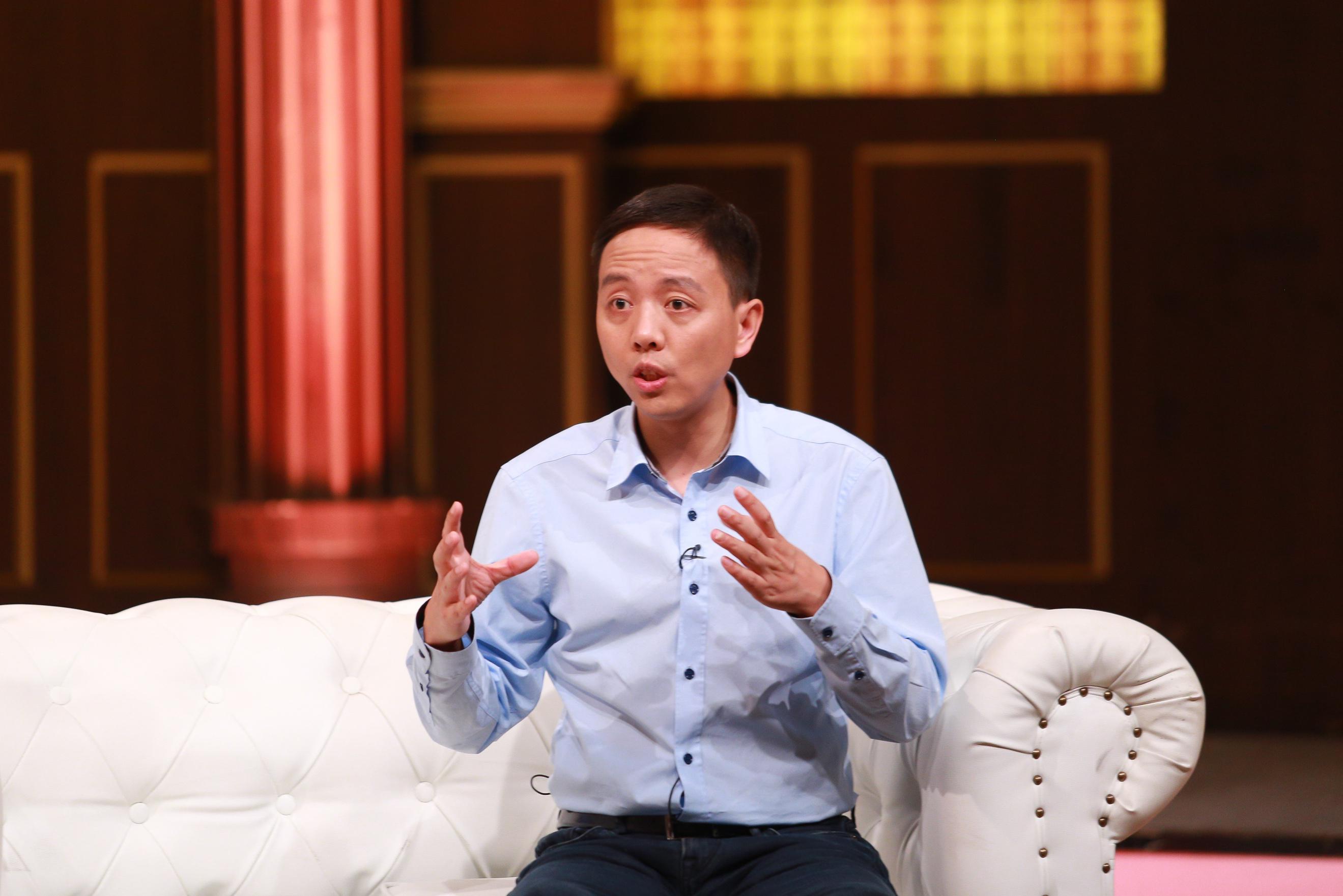 第一财经《中国经营者》专访陈金培:高精度定