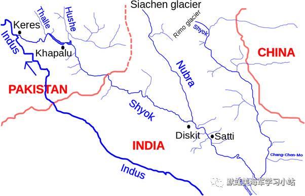 单论山地作战,中国赶得上30年前的印度么?