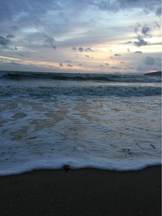 五口之家温馨泰国游:甲米奥南、莱利海滩、洛