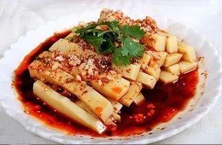 泸西豌豆丨美食凉粉节目小美食图片
