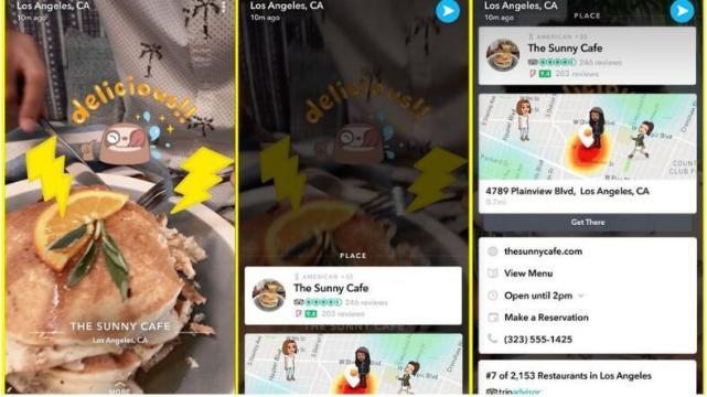 外媒:Snapchat大升级 要成为美国版微信