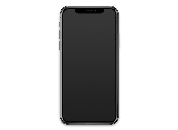 苹果公布iphone x素颜照:这边框小米mix2/note 8笑了