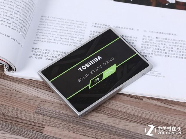 东芝TR200 960GB SSD