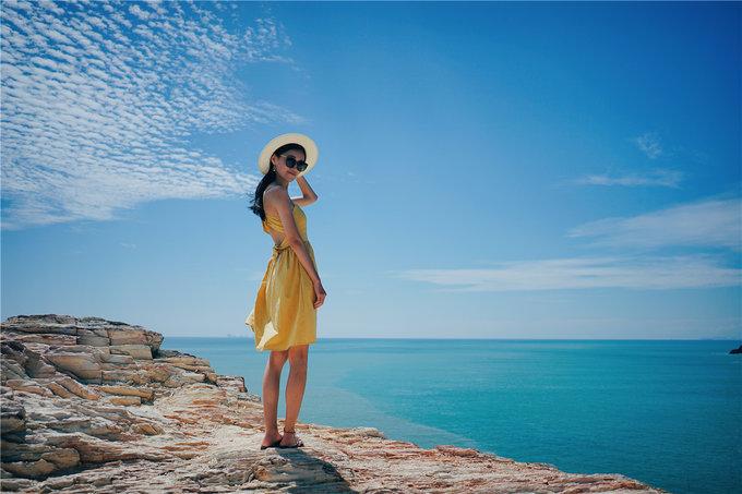 广告图片素材看海
