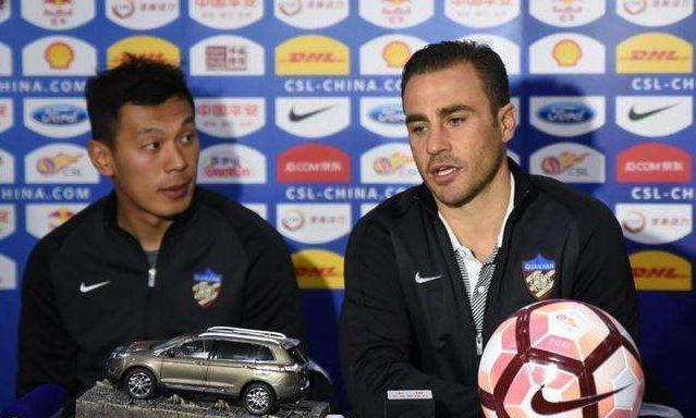 中国球员最好伯乐!卡纳瓦罗为权健崛起提前布局