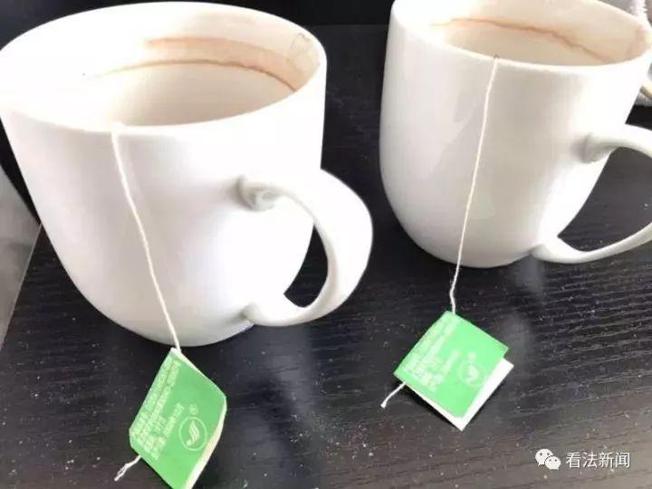 宾馆房间内茶叶包过期6年 酒店负责人:去味儿用的