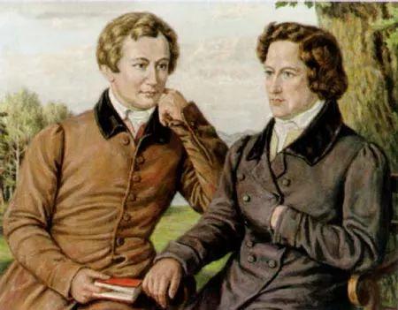 格林兄弟我们应该很熟悉了,也是我们的童年回忆,但是格林童话有很多