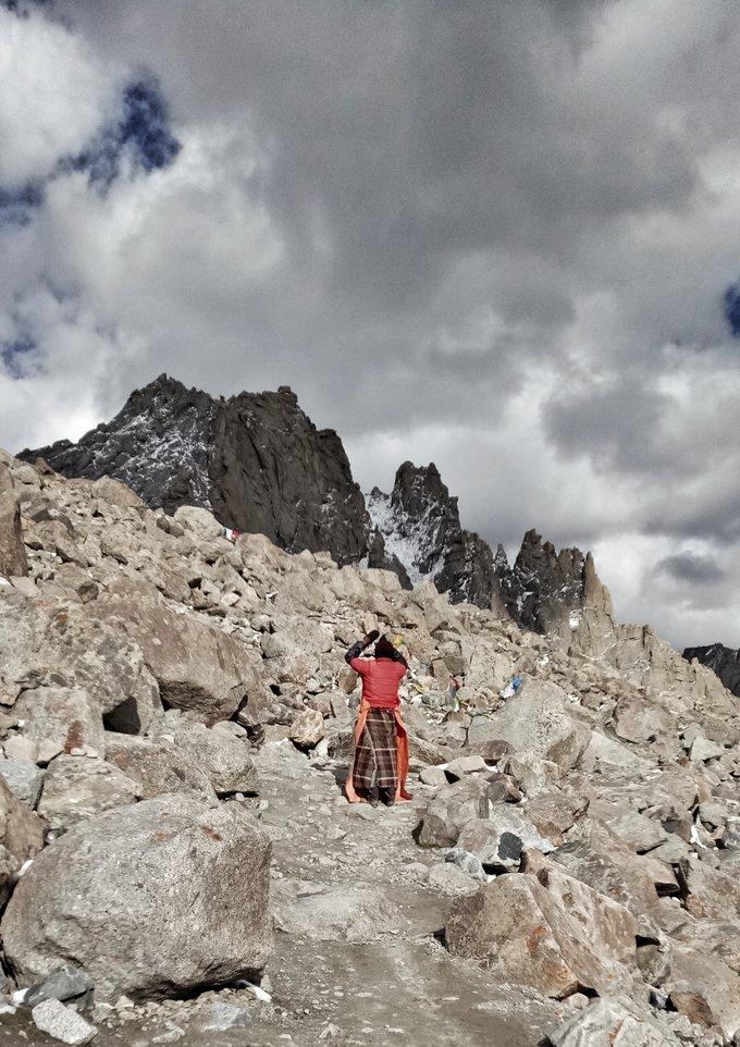 一个人,52km,17小时,我的冈仁波齐转山路