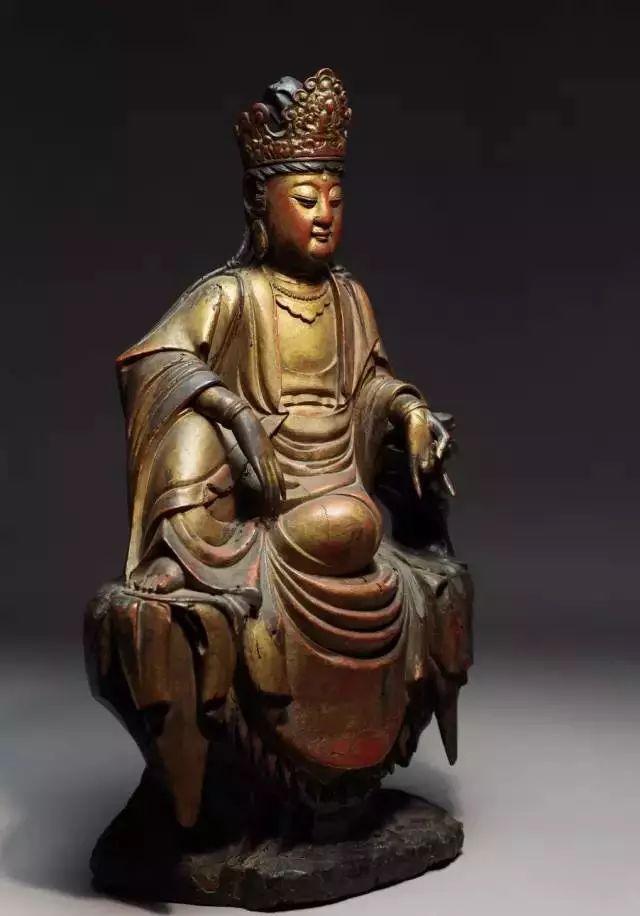 一次看懂主流木雕造像:四川神像最接地气?(图)