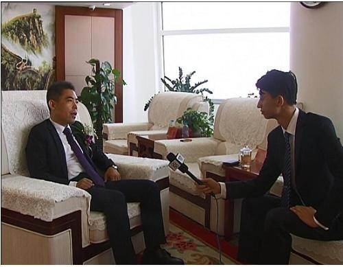 国建集团总裁王韬宇:以创新驱动县域经济发展