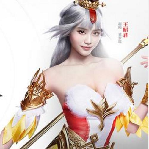 超模奚梦瑶和徐娇cos王者荣耀女英雄,被称还原度最高