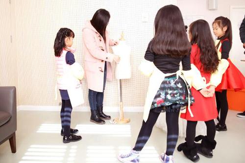 全国儿童服装设计比赛启动在即图片