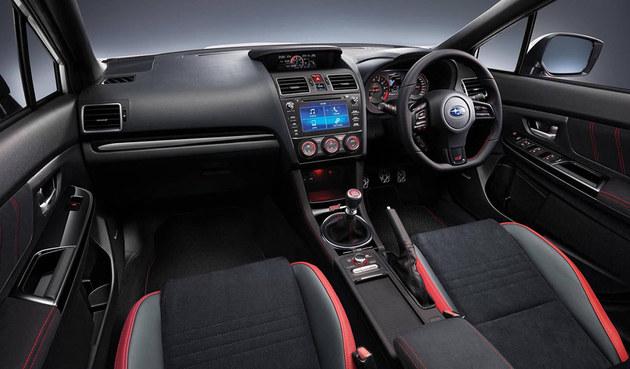 斯巴鲁推WRX STI终极版车型 限量150台
