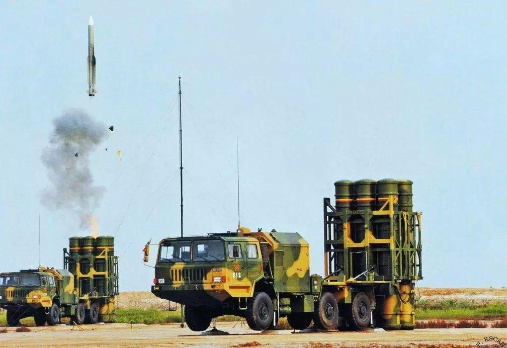一直背山寨的锅,却是真正中国制造:红旗-16导弹!