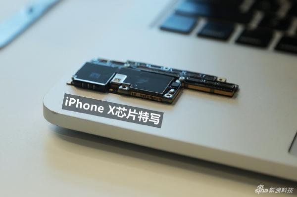 苹果iphone x高清拆解图:没见过这样的手机构造