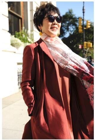 NAERSI品牌创始人陈灵梅:我只做自己认为值得做