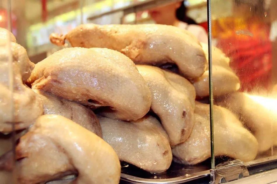 没有鸭子可以活着出南京 没有南京人会空手走出卤菜店