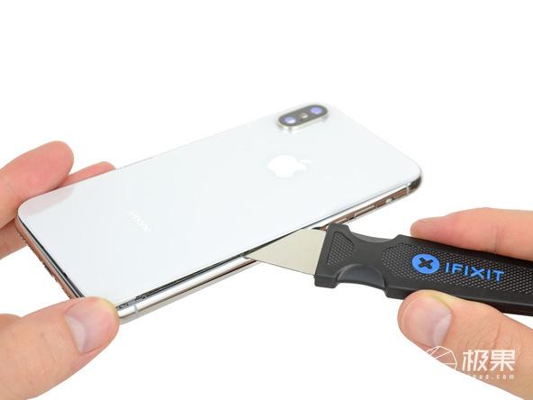 iphone x拆解:内部结构大不同,两块电池!