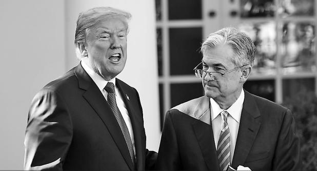 六合同彩开奖直播特朗普提名鲍威尔出任下届美联储主席
