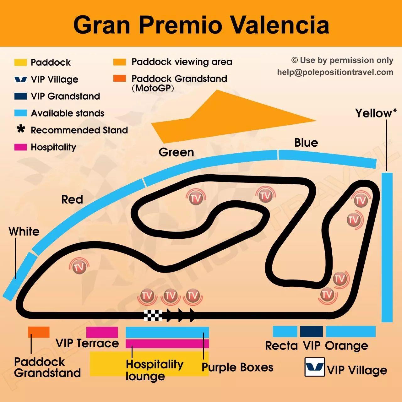 国际顶级摩托车赛事收官战一触即发,点燃瓦伦西亚赛道速度与激情